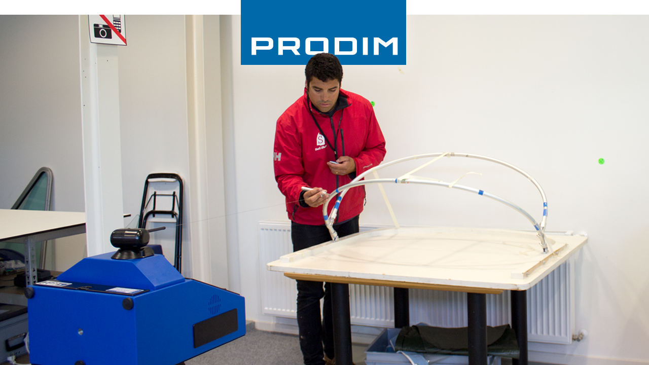 Prodim Proliner user Sail Shape UK