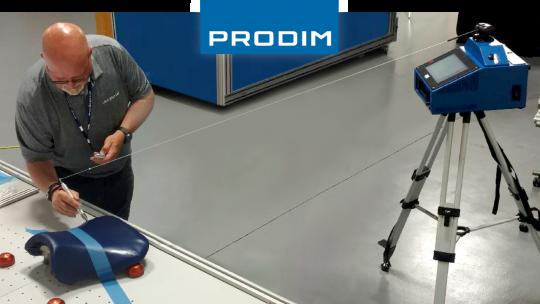Prodim Proliner user Sciaccas Upholstering Design Center