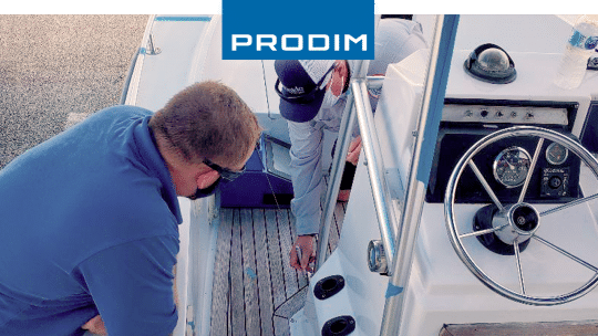 Prodim Proliner user - Seaside Marine Customs