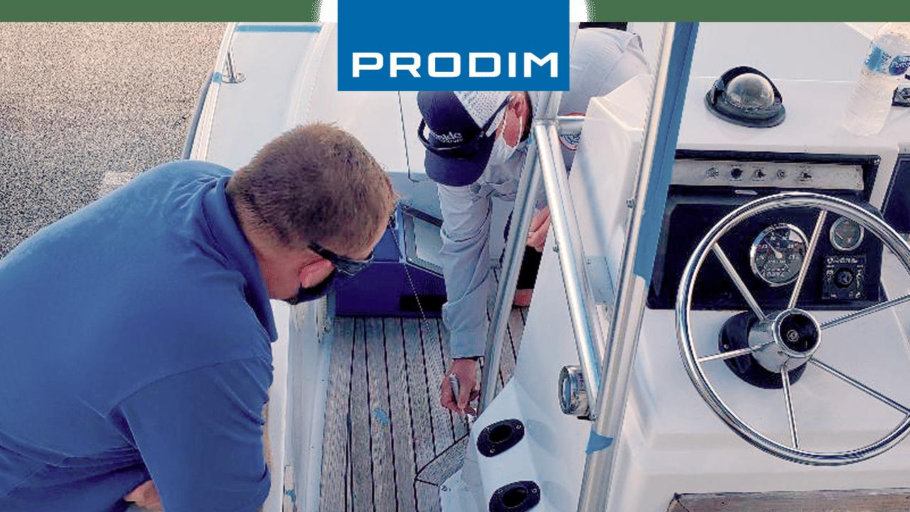 Prodim Proliner user - Seaside Marine Customs