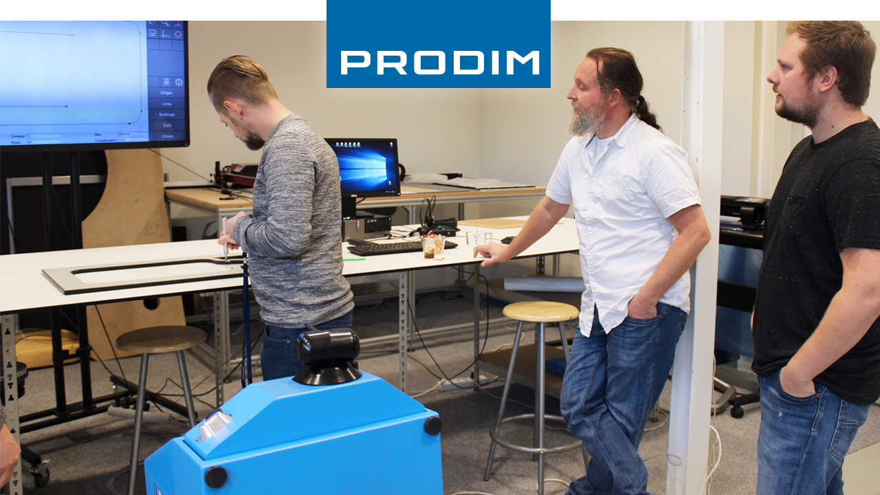 Prodim Proliner user Shuro Inter Design