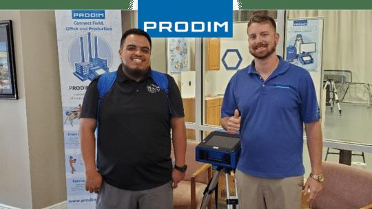 Prodim-Proliner-user-Signature-Stone