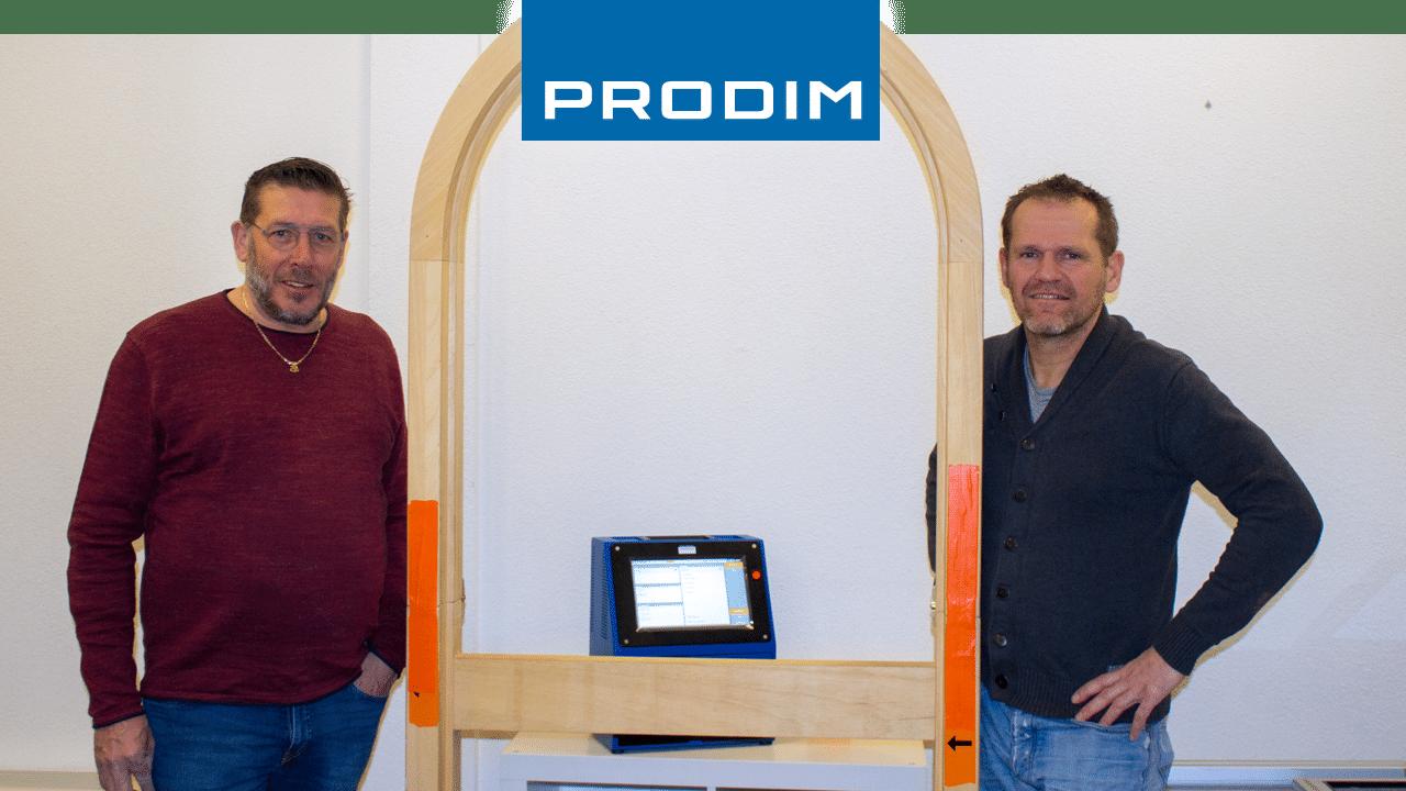 Prodim Proliner user Smaling Deuren & Kozijnen