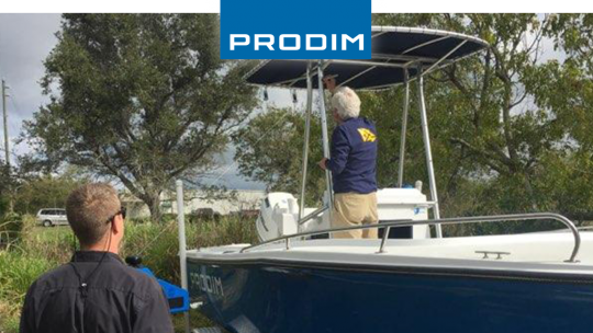 Prodim Proliner user SoCal Marine Interiors