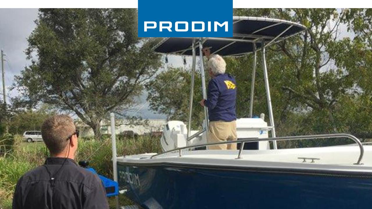 Prodim Proliner user SoCal Marine Interiors