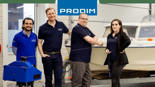 Prodim Proliner user Specialised Canvas