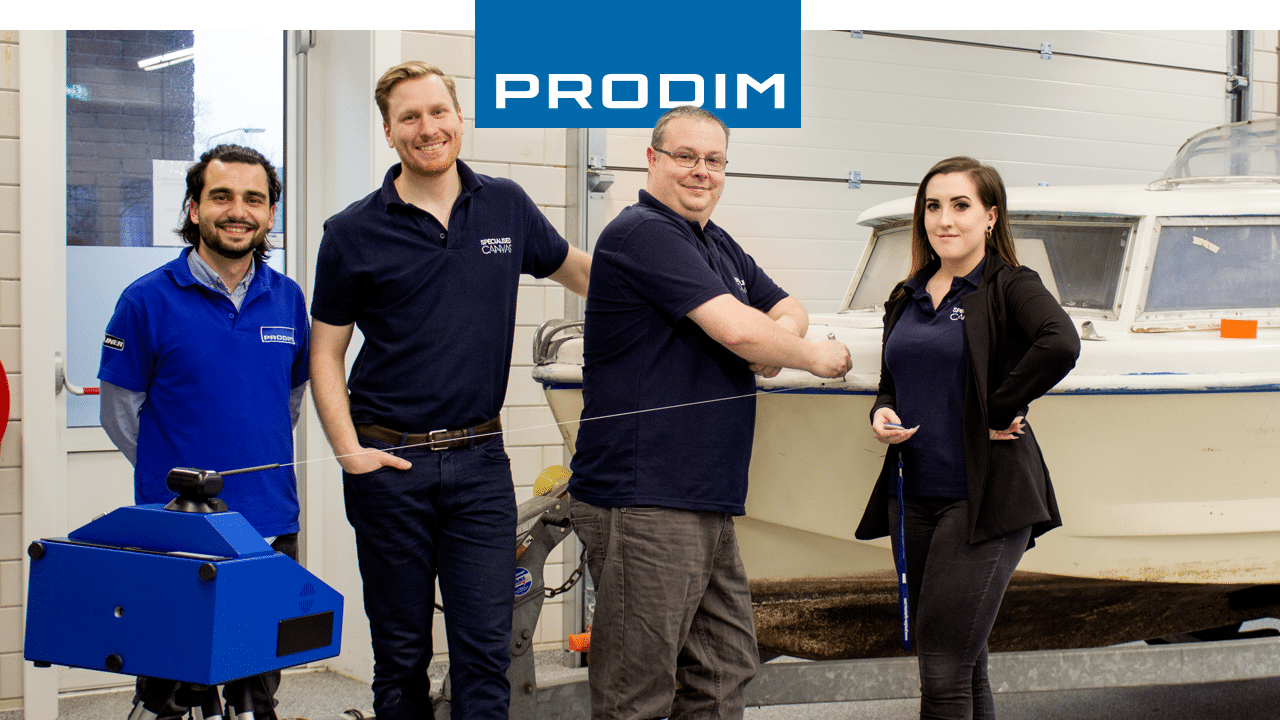 Prodim Proliner user Specialised Canvas