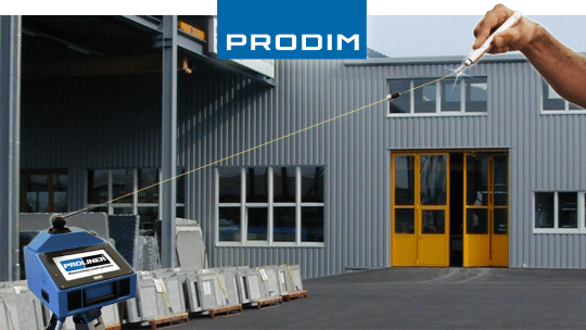 Prodim Proliner user Steinform Kistler