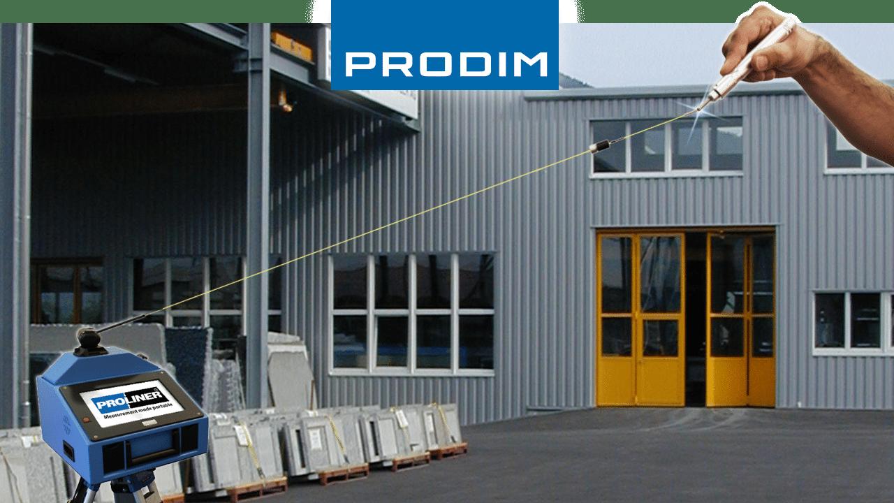 Prodim Proliner user Steinform Kistler