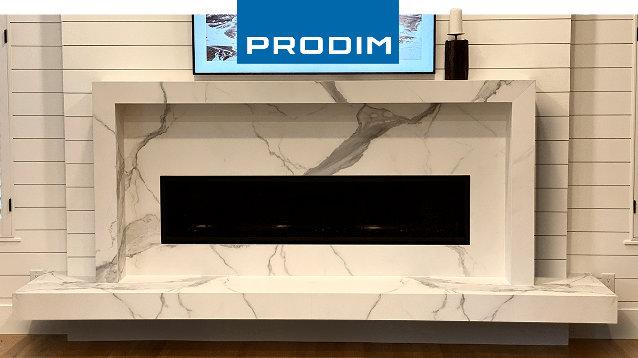 Prodim Proliner user Stone Distribution Center Fireplace3