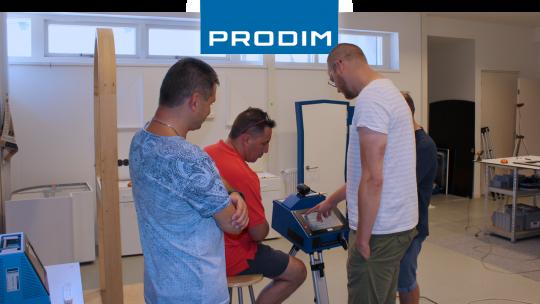 Prodim Proliner user Strauß