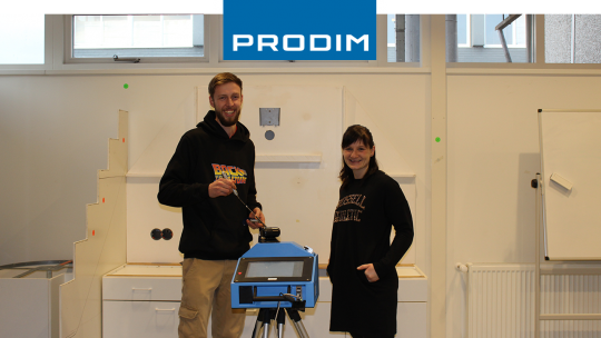 Prodim Proliner user Techwood Design