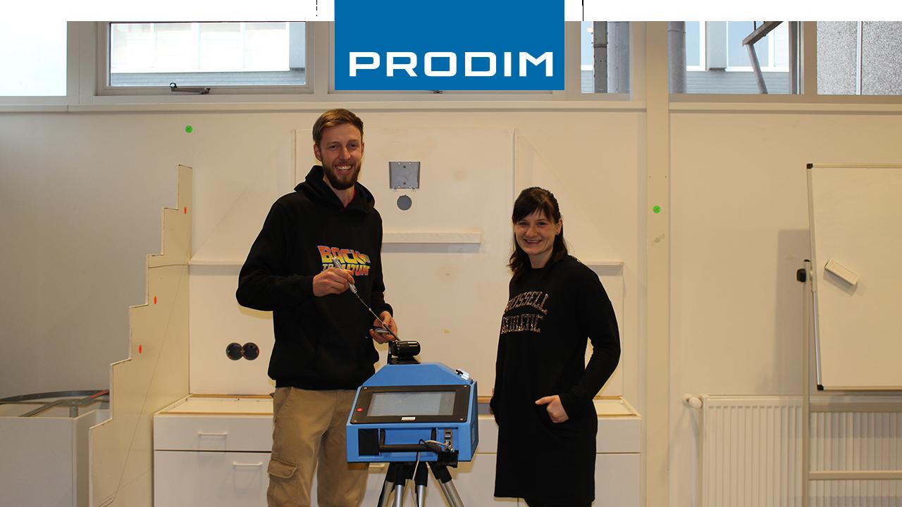 Prodim Proliner user Techwood Design