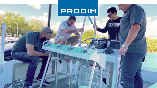 Prodim Proliner user The Sign Savers