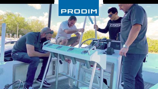 Prodim Proliner user The Sign Savers