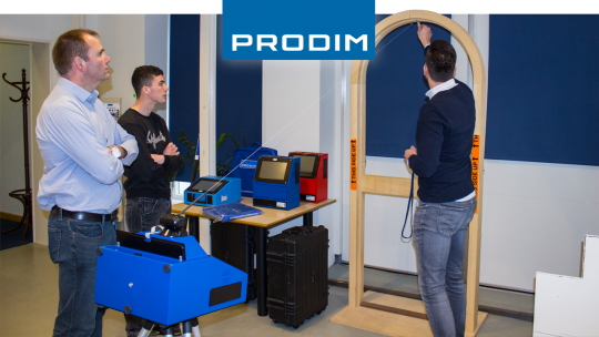 Prodim Proliner user Thermo Konstruktie