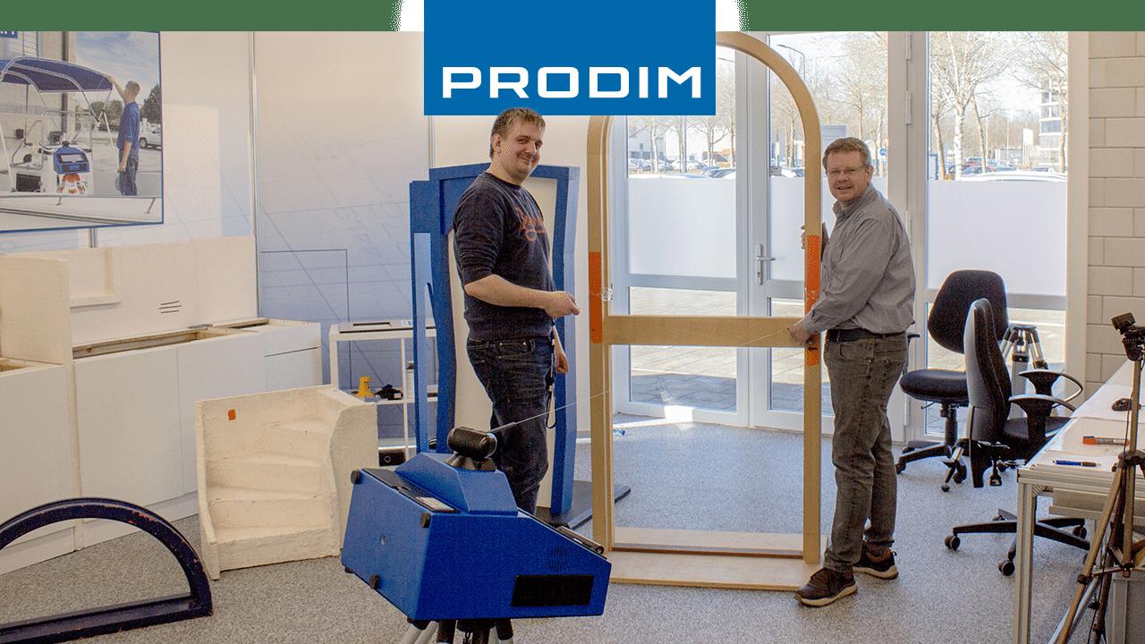 Prodim Proliner user Timmerfabriek Groothuis