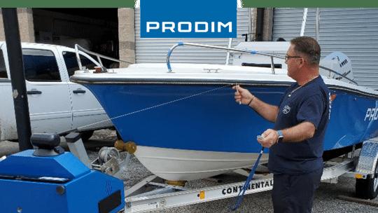 Prodim Proliner user Trinity Upholstery Feature