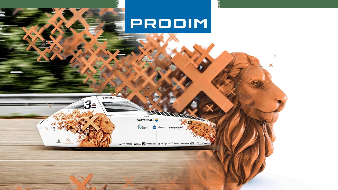 Prodim Proliner user Vattenfall Solar Team