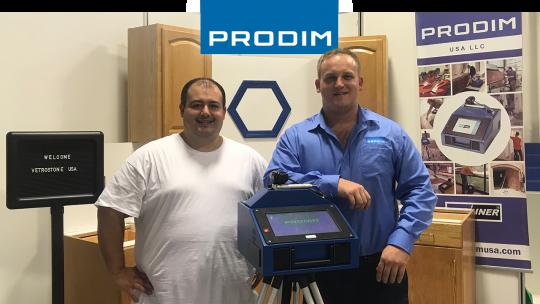 Prodim Proliner user Vetrostone