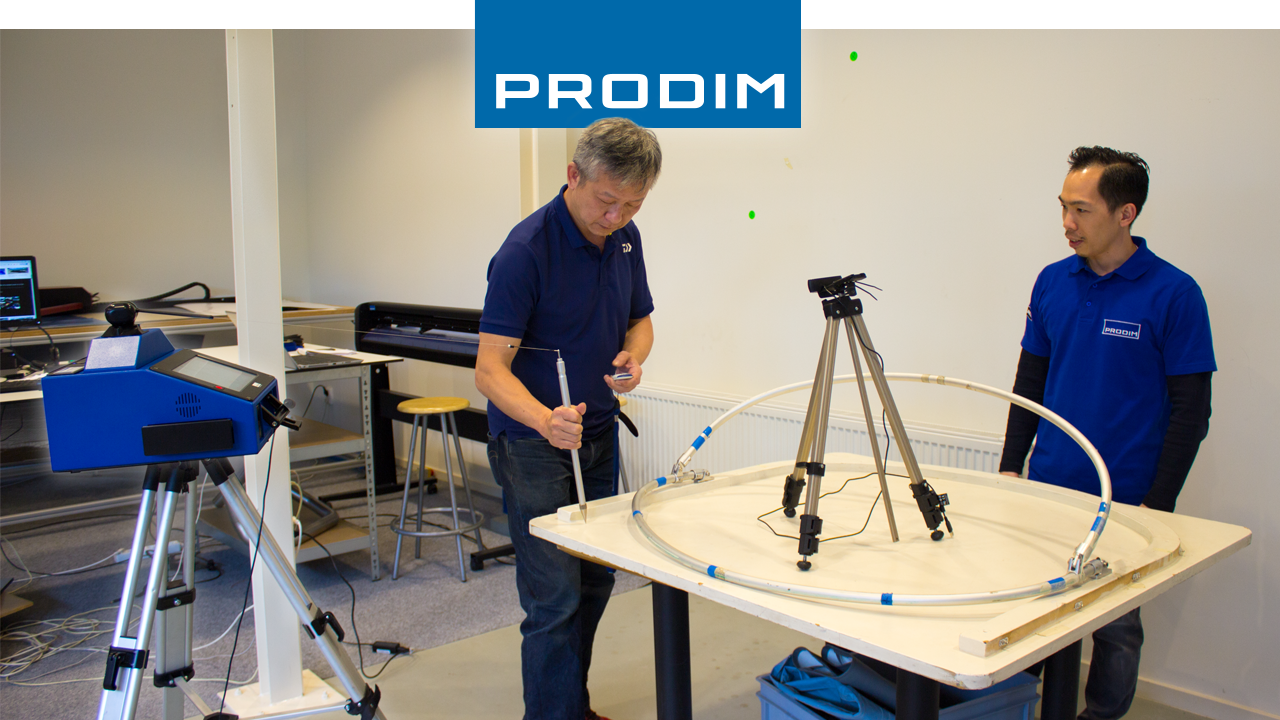 Prodim Proliner user WMK Canvas Works