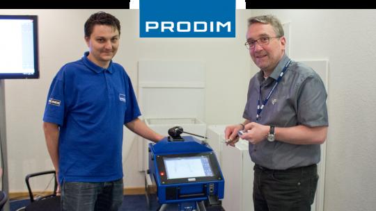 Prodim Proliner user Werthebach