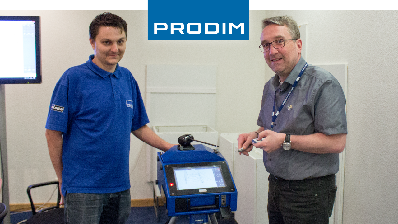 Prodim Proliner user Werthebach