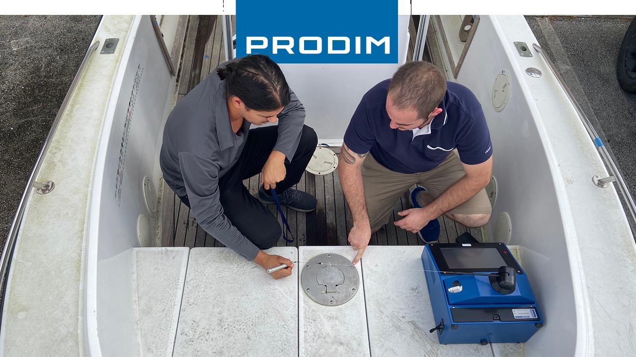 Prodim Proliner user World Surface