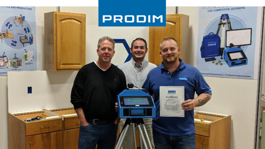 Prodim Proliner user The Granite Shop