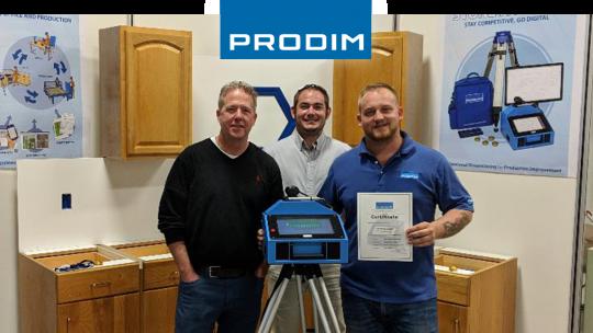Prodim Proliner user The Granite Shop