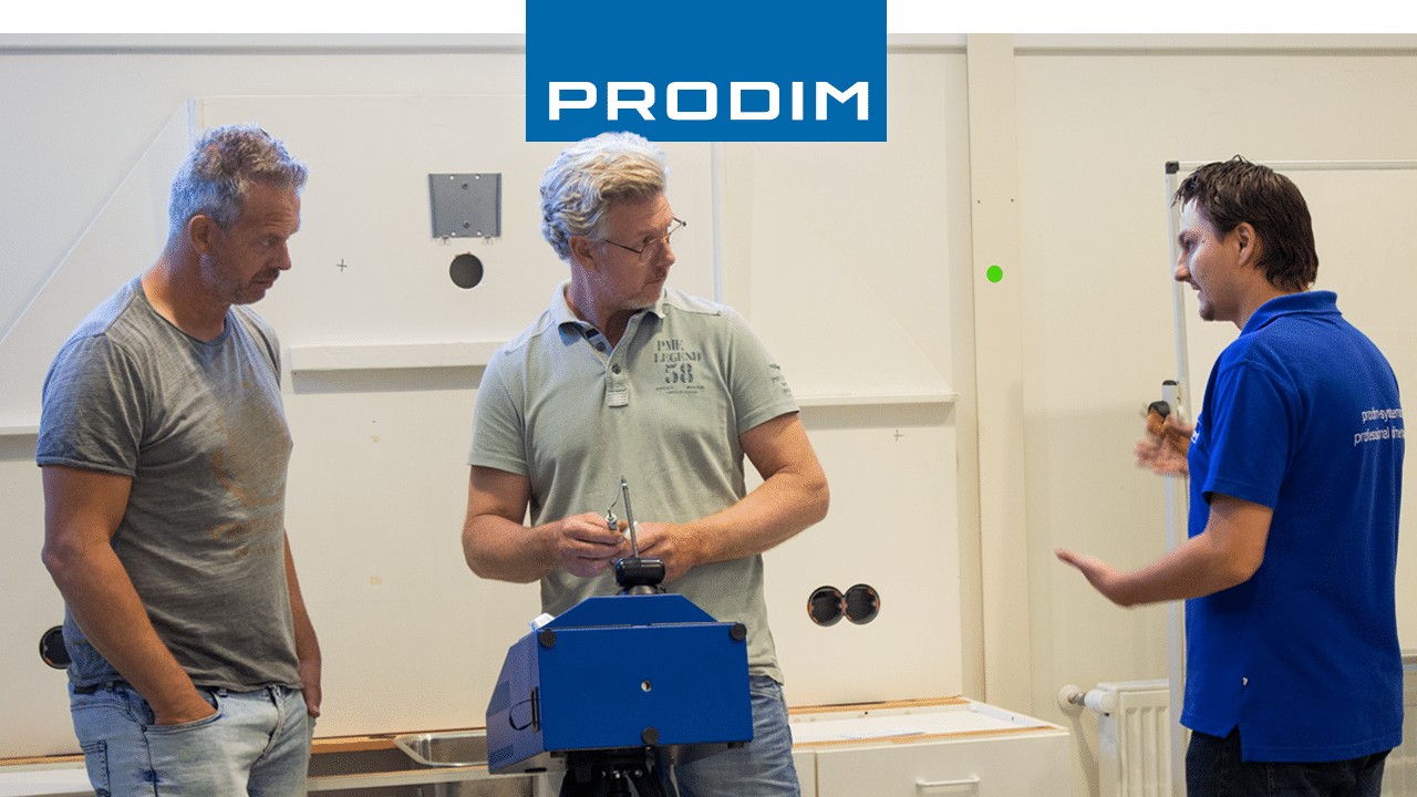 Prodim Proliner users Ronnox and Warby Metal & Wood Design
