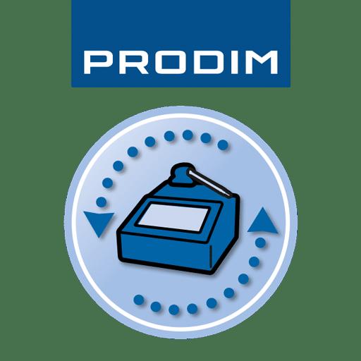 Icon - Prodim Smartphone App - Proliner Update