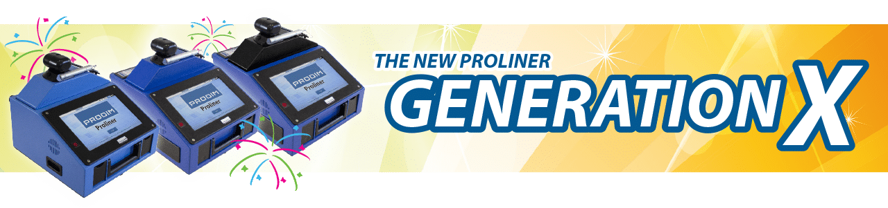 Prodim - The new Proliner Generation X