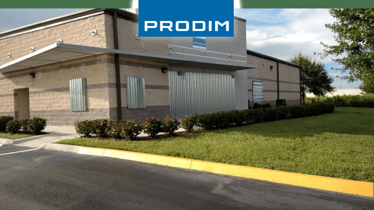 Prodim USA - Hurricane Dorian