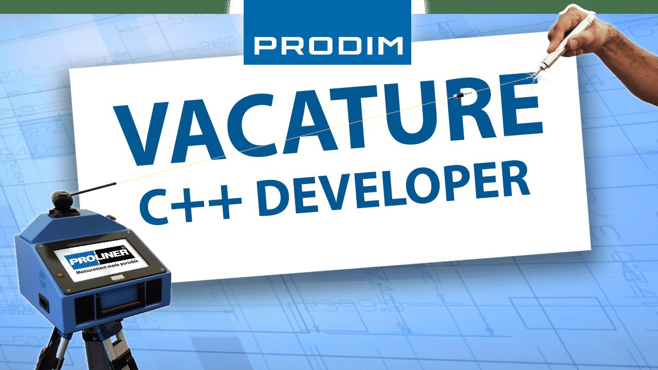 Prodim-Vacature-C++-Developer
