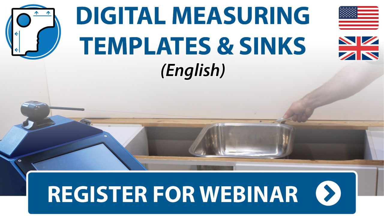 Prodim Webinar - Digital Measuring Templates & Sinks - English