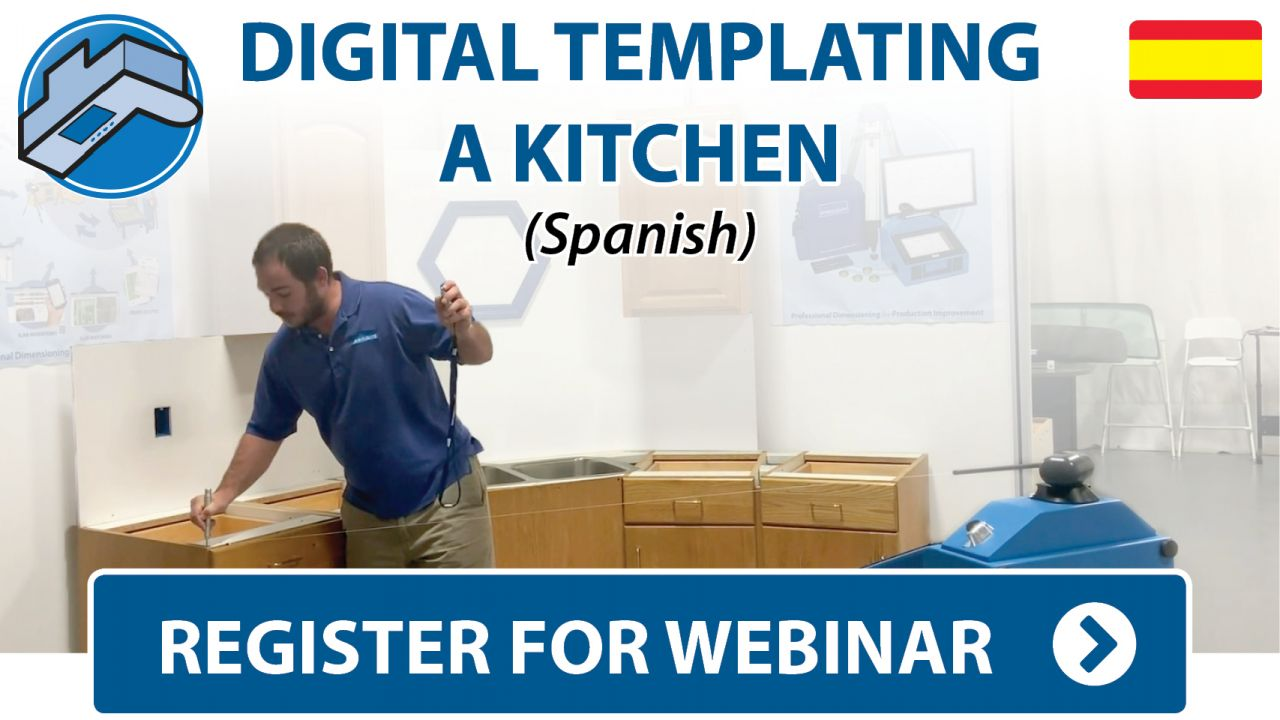 Prodim Webinar - Digital Templating Kitchen project - Spanish