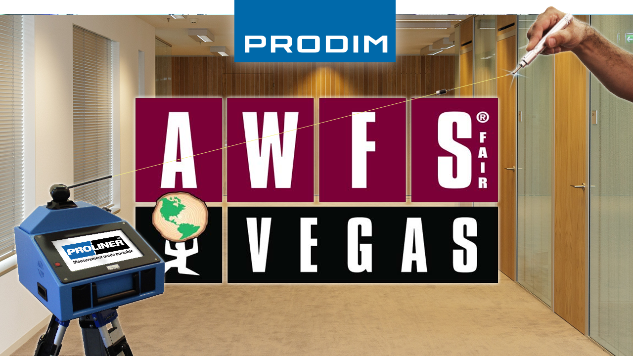 Prodim exhibiting at AWFS 2019