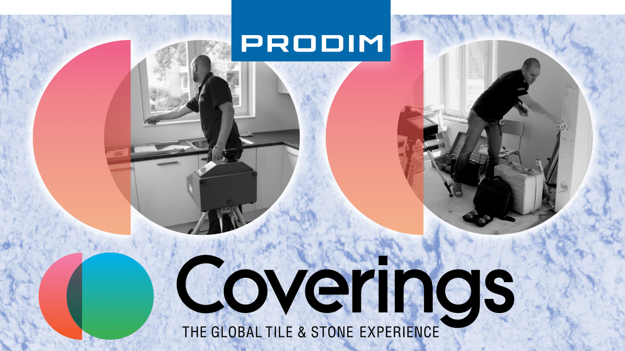 Prodim-exhibiting-at-Coverings-2021