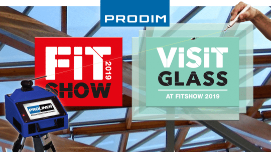 Prodim is exhibiting at FIT Show - Visit Glass 2020 - Stand B2