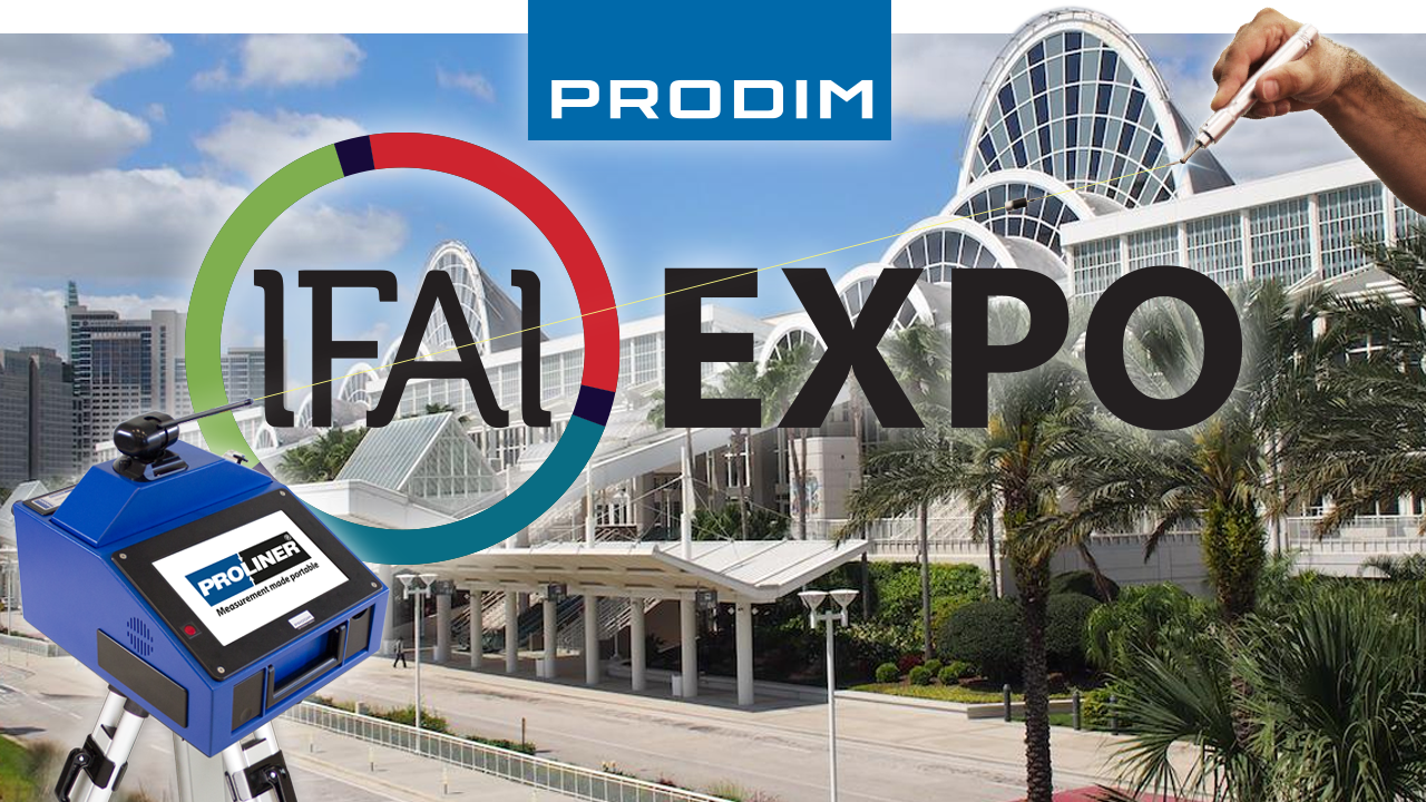 Visit Prodim at IFAI Expo 2019 - Booth 2233
