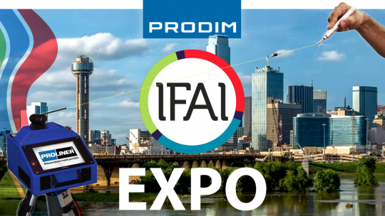 Visit Prodim at the IFAI Expo 2018 in Dalles, TX USA - Booth 539