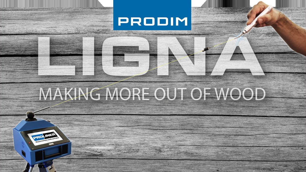 Prodim exhibiting at LIGNA 2019
