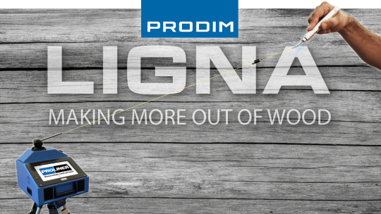 Prodim exhibiting at LIGNA 2021