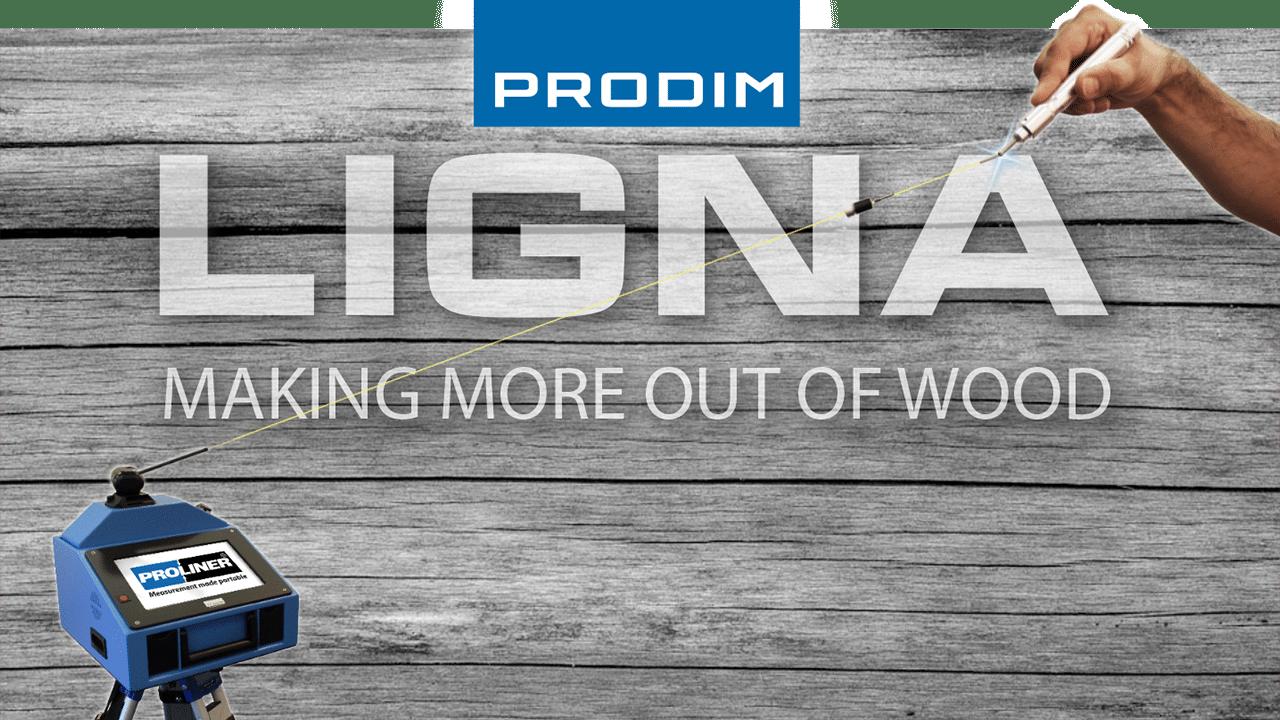 Prodim exhibiting at LIGNA 2021