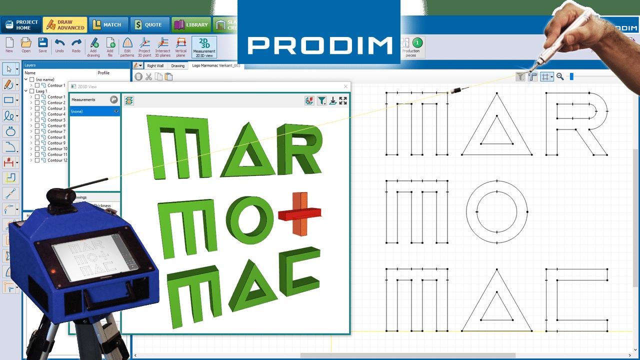 Prodim is exhibiting at Marmomac 2021