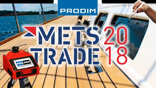 Visit Prodim at Metstrade 2018, Amsterdam RAI (NL)