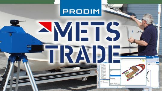 Prodim is exhibiting at Metstrade 2021