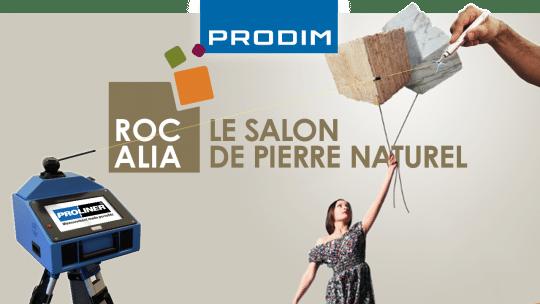 Prodim is exhibiting at ROCALIA 2021