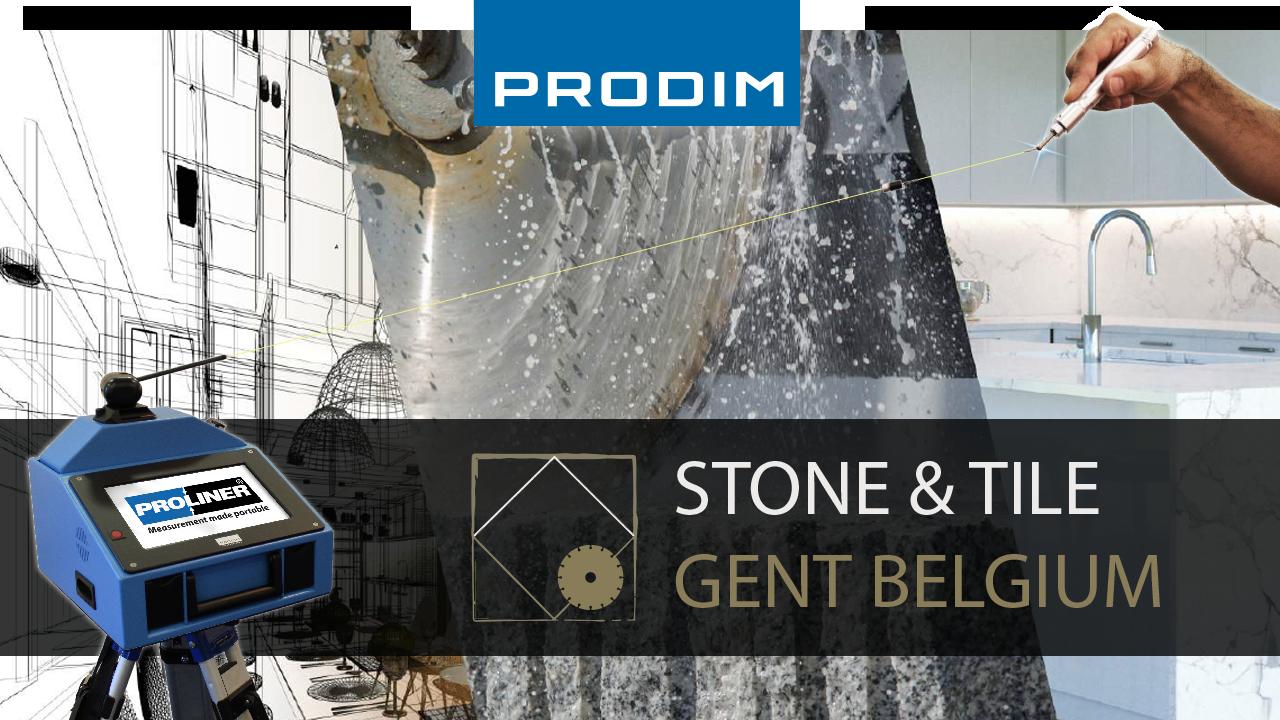 Prodim exhibiting at Stone & Tile Event 2019